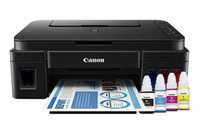 Multifuncional Canon Tanque De Tinta Com Wi-fi-g3100c/tinta