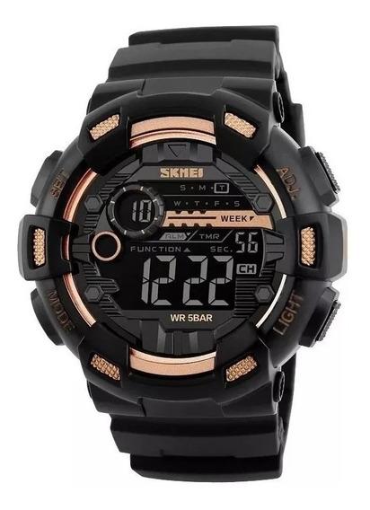 Relógio Esportivo Digital Skmei 1243 Original No Brasil