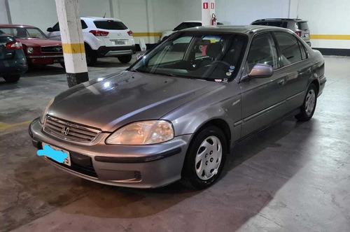 Imagem 1 de 5 de Honda Civic 2000 1.6 Lx 4p
