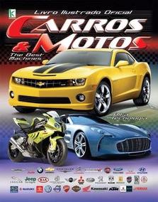 2011 Álbum De Figurinhas Carros & Motos Kromo Completo