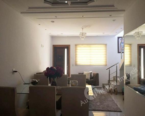 Casa A Venda No Jaguaribe, Osasco - Ca00605 - 33823219