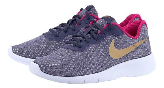 Tenis Nike Tanjun Gs 100% Originales + Envío Gratis + Msi