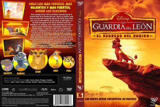 La Guardia Del Leon Dvd - O
