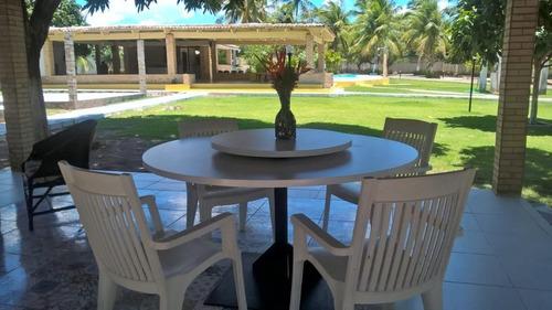 Imagem 1 de 18 de Chácara Com 11 Dormitórios À Venda, 10000 M² Por R$ 1.400.000,00 - Lagoa Do Bonfim - Nísia Floresta/rn - Ch0003