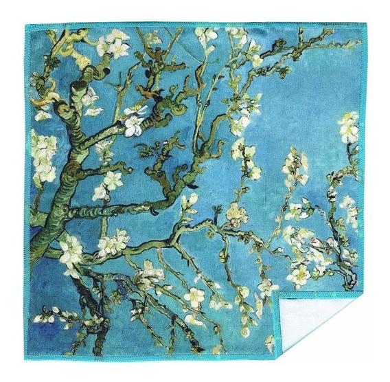 Paño Limpia Gafas 20 Cm Los Almendros Van Gogh