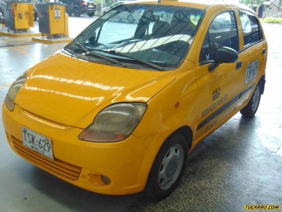 Taxis Chevrolet Spark 2010