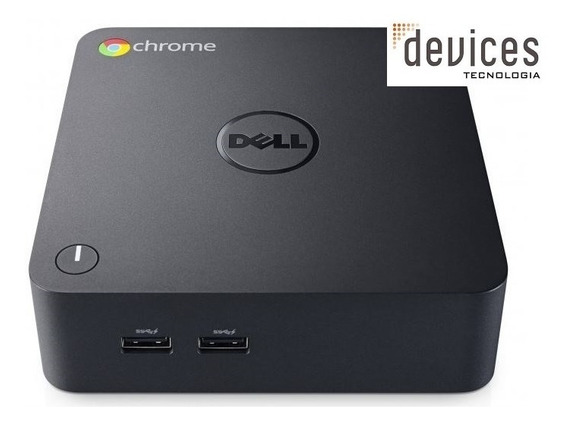 Mini Computador Dell Chromebox -i3-4030u 1.7ghz