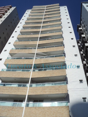 Apartamento Para Venda Ocian, Praia Grande - Ap01070 - 4333846