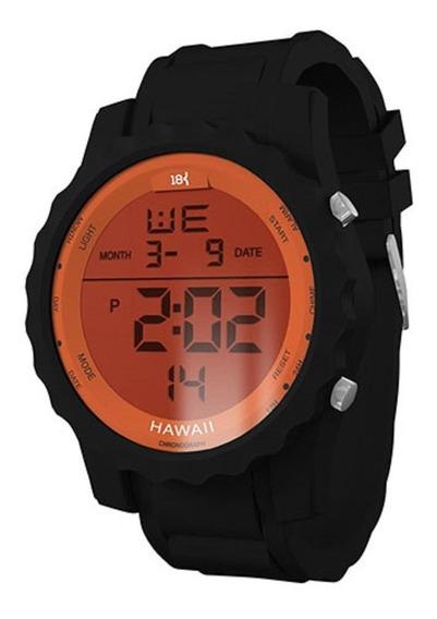 Relógio Masculino/unissex Digital Emborrachado 18k + Barato