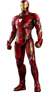 Iron Man Mark 50 Avengers Infinity War Hot Toys
