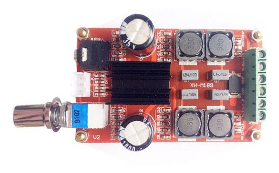 2pcs Tpa3116 Amplificador De Áudio Amplificador Placa De Som