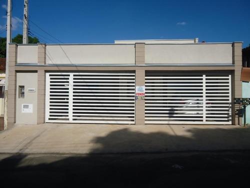Imagem 1 de 24 de Casas - Venda - Parque Ortolândia - Cod. Ca0392 - Vca0392