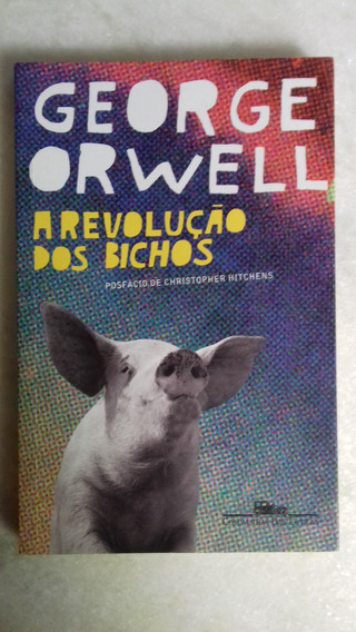 Livro A Revolução Dos Bichos George Orwell - Rete R$ 11,00
