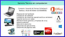 Servicio Tecnico En Computacion