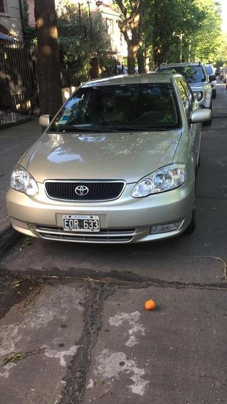 Toyota Corolla Xeiat Tapizado De Cuero Caja Automatica Full