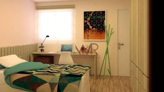 Apartamento Com 2 Dormitórios À Venda, 44 M² Por R$ 239.900,00 - Cidade Patriarca - São Paulo/sp - Ap0908