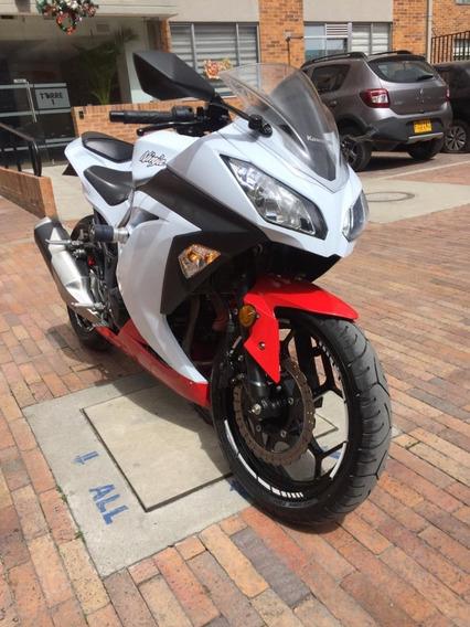 Kawasaki Ninja Ex 300 2015