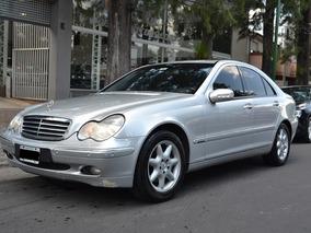 Mercedes-benz Clase C 2.7 C 270 Elegance Cdi At