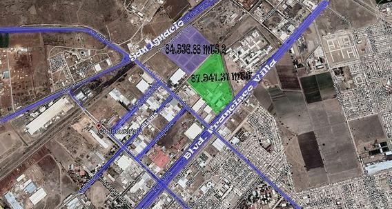 Conjunto De Terrenos En Venta Ciudad Industrial Durango Dgo.