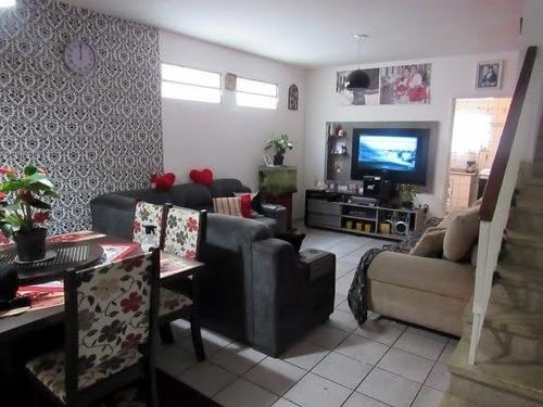 Imagem 1 de 7 de Casa Sobrado Para Venda, 3 Dormitório(s), 100.0m² - 2314