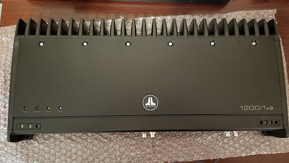 Amplificador Jl Audio Slash V3 1200rms