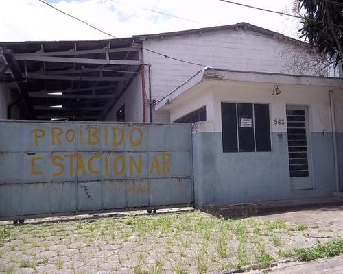 Imagem 1 de 6 de Galpão Aluga-se - Gl00086 - 2369004