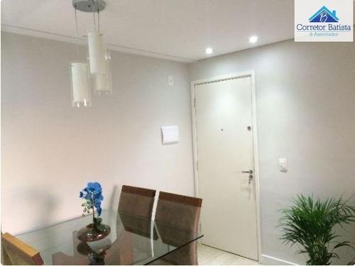 Imagem 1 de 11 de Apartamento A Venda No Bairro Vila Mimosa Em Campinas - Sp.  - 1053-1