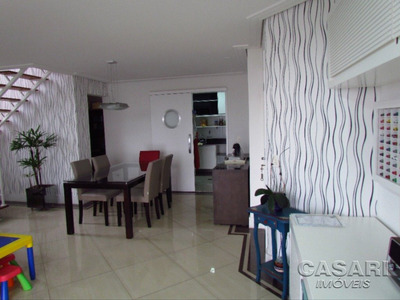 Cobertura Residencial À Venda, Vila Baeta Neves, São Bernardo Do Campo - Co2192. - Co2192