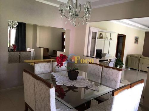 Imagem 1 de 20 de Chácara Com 5 Dormitórios À Venda, 1000 M² Por R$ 970.000,00 - Jardim Leonor - Itatiba/sp - Ch0080