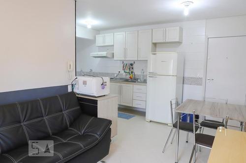 Apartamento Para Aluguel - Centro, 1 Quarto,  44 - 892875134