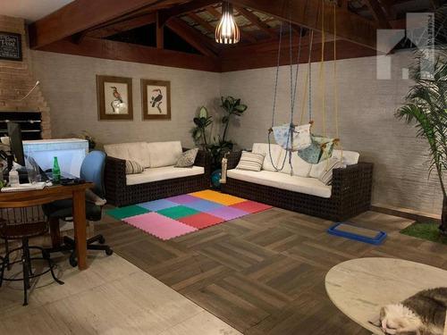 Casa Com 3 Dormitórios À Venda, 111 M² - Jardim Carolina - Jundiaí/sp - Ca1078