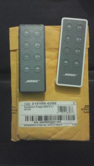 Control Bose Sounddock Serie Ll, Lll Y Portatil