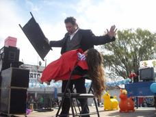 El Mago Gustavo,show De Magia Infantil,adultos,capital,zona