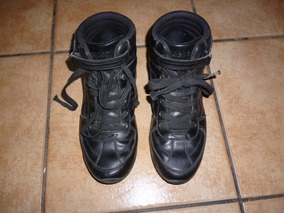 ** Zapato / Botin Negro De Colegio Marca Teener **