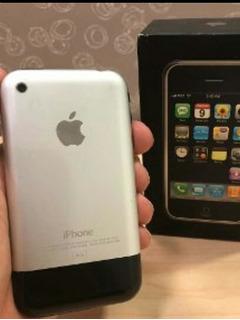 iPhone 2g (1.ª Generación) Reliquia