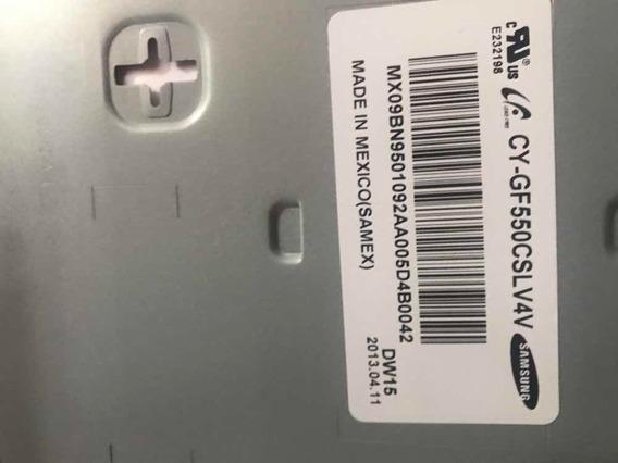 Tela Display Tv Samsung Un55f6800 (retirar No Local)