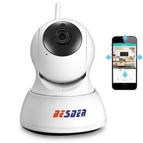 Câmera De Segurança Sem Fio Besder Hd 720p - Oferta