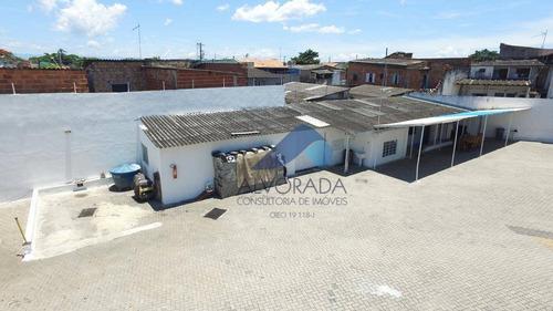 Galpão À Venda E Locação, 2170 M² - Vila Maria - São José Dos Campos/sp - Aceita Permuta - Ga0165