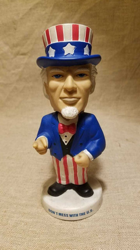 Funko Wacky Wobbler Dont Mess With America