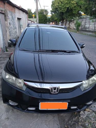 Imagem 1 de 9 de Honda Civic 2011 1.8 Lxl Se Couro Flex Aut. 4p