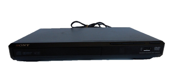 Dvd Player Sony Dvp Sr370