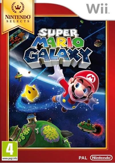 Super Mario Galaxy. Wii Original Lacrado