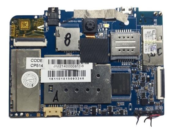 Placa Lógica Tablet Multilaser M7 3g Quad Core Seminova 100%