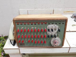 Central Telefônica Ericsson Anos 60