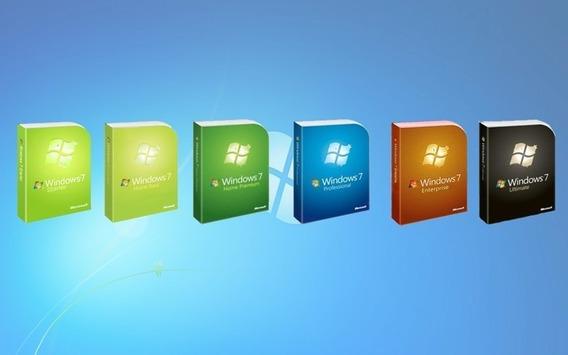 Imagem Iso Windows 7 Com Todas As Versões Mais Ativador Online