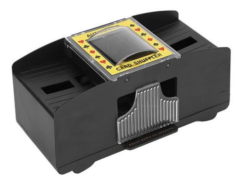 Imagen 1 de 9 de Automatic Card Shuffler 2 Baraja Tarjetas De Tamaño Estánd