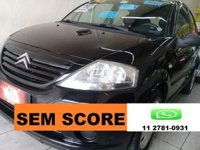 Citroën C3 Financiamento Mesmo Com Score Baixo