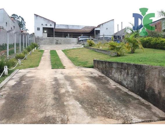 Chácara Com 4 Dormitórios À Venda, 920 M² Por R$ 430.000,00 - Jardim Olympia - Jacareí/sp - Ch0017