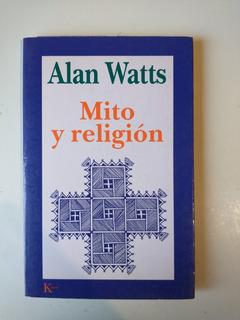 Mito Y Religión Alan Watts