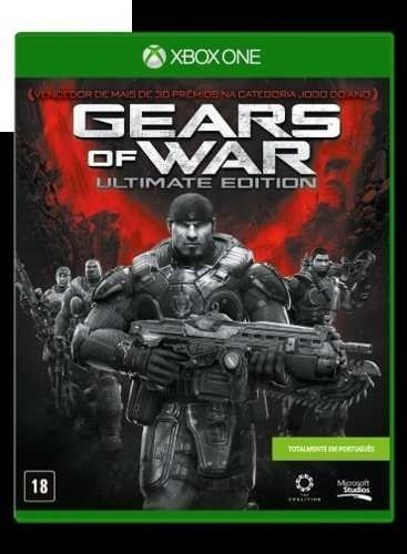 Game Xbox One Gears Of War Ultimate - Midia Fisica